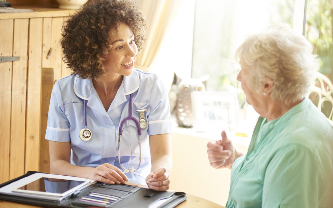 AlertGPS Showcases Home Health Care Safety Solution